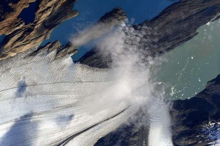 Фотографии с борта МКС-50 фото-