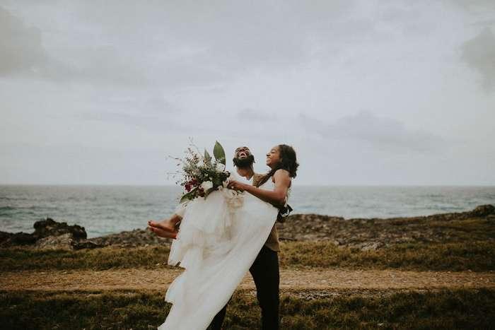 Лучшие свадебные фотографии уходящего 2017 года