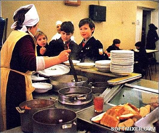Эти блюда из школьных столовых запоминаются на всю жизнь