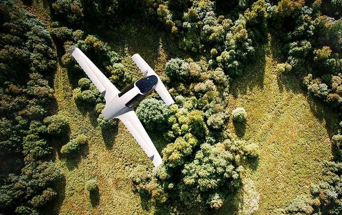 Старт продаж летающих машин запланирован на 2018 год