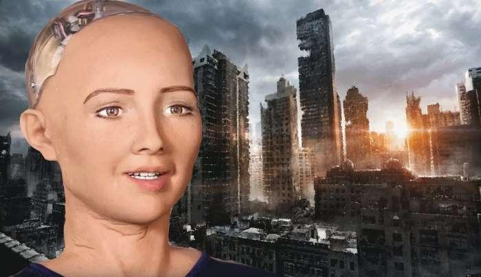 Как выглядели роботы прошлого