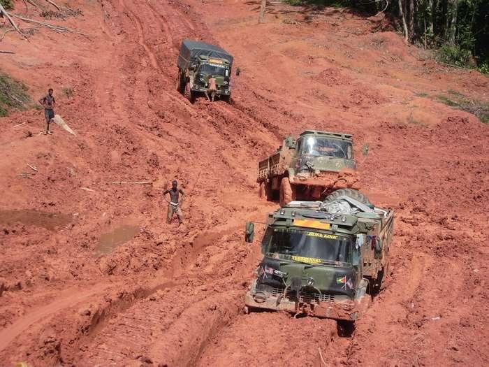 Российский геолог рассказал, как искал золото в джунглях