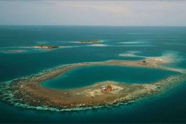 Остров в Карибском море под сдачу