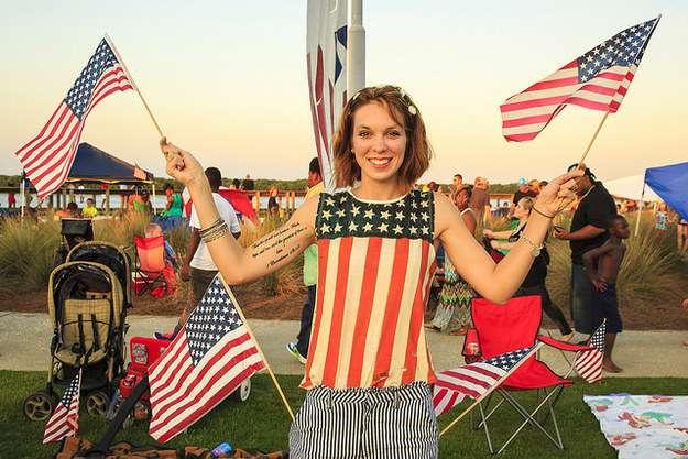 Американская культура: чудная для европейцев и такая обычная для самих американцев