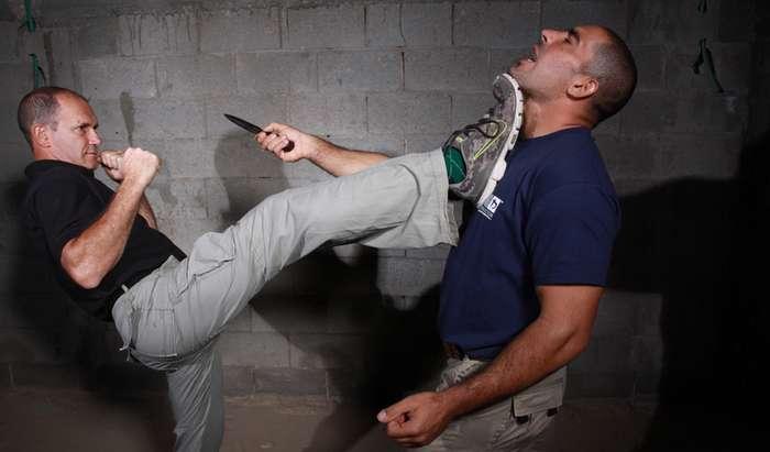 Жесткий стиль самообороны из Израиля