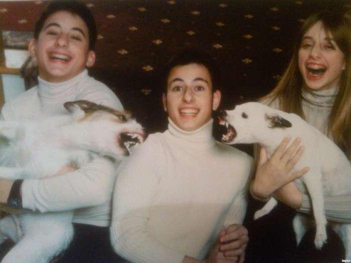 -В недрах семейных альбомов- или несколько явно неудачных фотографий, которые заставят вас посмеяться от души