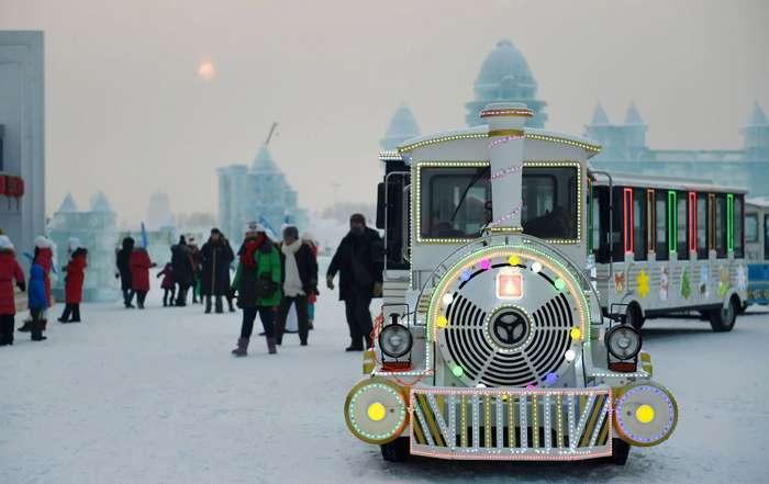 Харбинский международный фестиваль льда и снега 2018