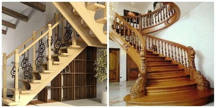 Примеры необычных деревянных элементов в интерьере