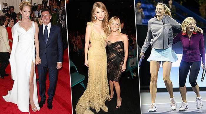 Самые высокие отечественные и голливудские знаменитости