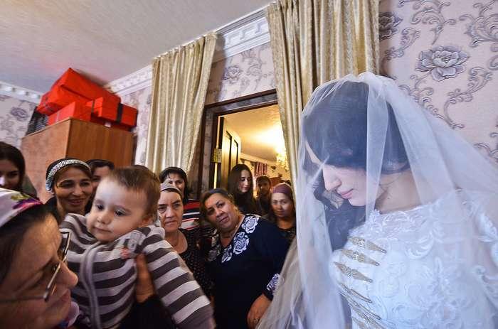 Современные свадьбы в разных странах