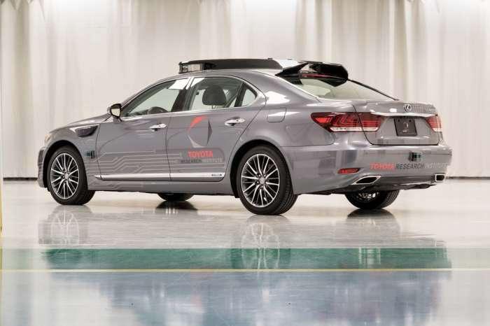Создана -беспилотная платформа- для автомобилей нового поколения