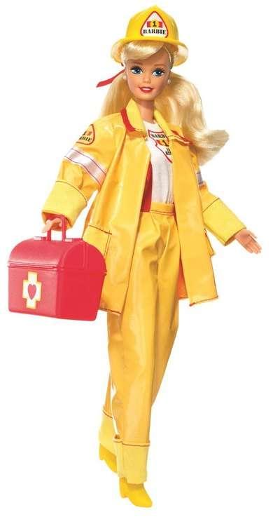 Как менялась кукла Барби последние 58 лет