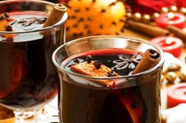 Рецепты крепких согревающих напитков