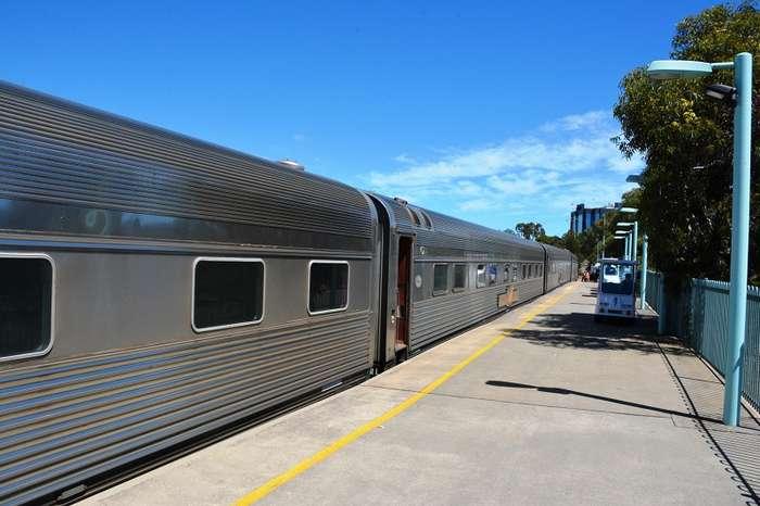 Путешествие по Австралии на поезде