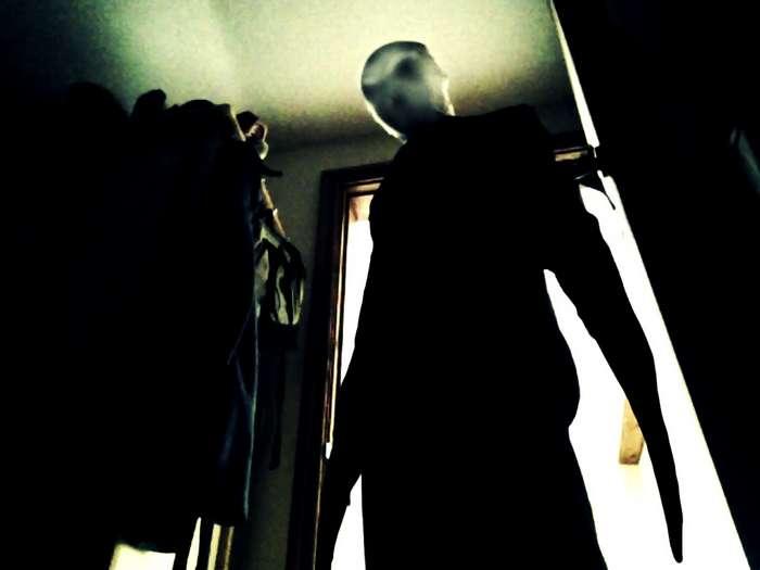 -Он придет за тобой!- или немного жутких подробностей о Слендермене &8211; самой популярной сетевой страшилке современности
