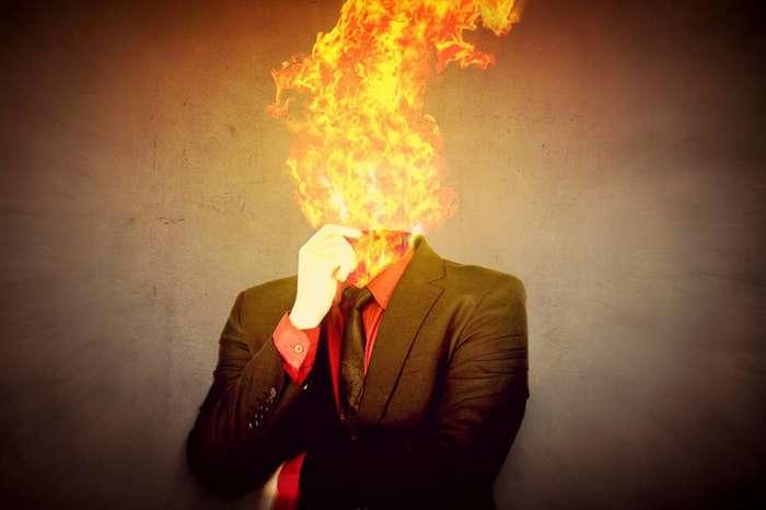 Загадочные случаи самопроизвольного возгорания