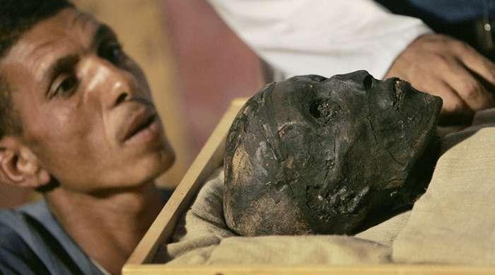Судьба людей, которые открыли могилу Тутанхамона