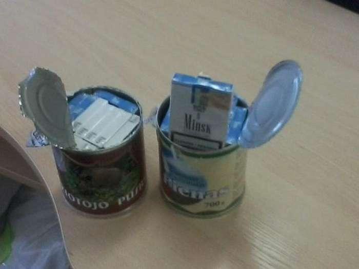 Что выдумывают белорусские контрабандисты, чтобы провезти сигареты в Литву