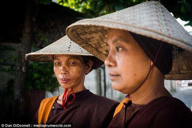 Последние представители коренных жителей Мьянмы