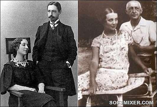 История семейной жизни Веры Буниной