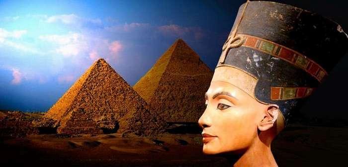 Красавицы древних времен и народов
