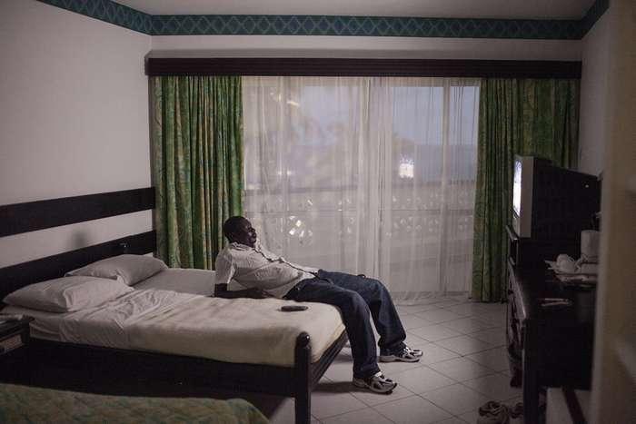 Романтический туризм в Кении