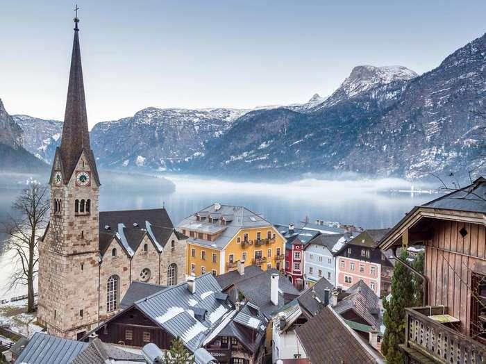 Веские причины поехать в Австрию