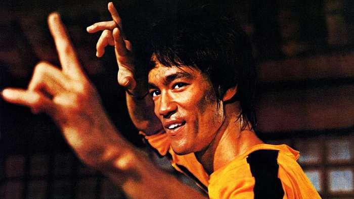 Настоящий Брюс Ли The Real Bruce Lee (1973)