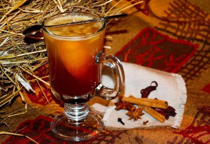 Рецепты оригинальных коктейлей для зимнего вечера