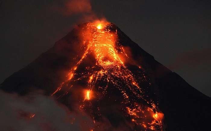 вулкан проснулся 2018 новости