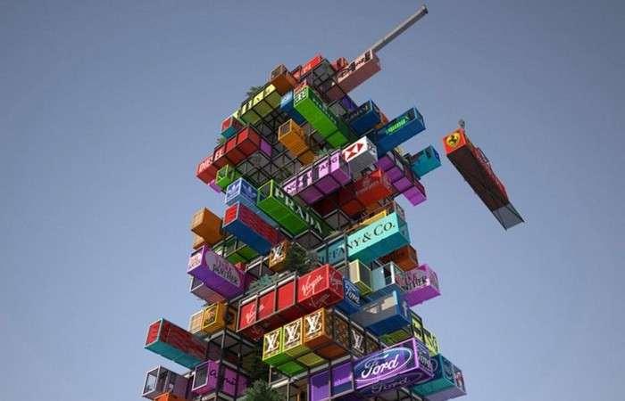 15 зданий из контейнеров, которые не уступят в удобстве и практичности традиционным домам