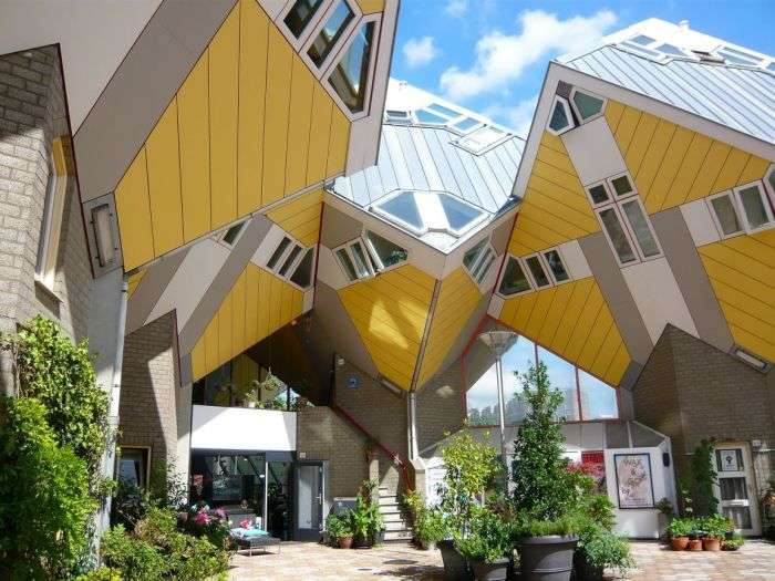 15 домов и зданий со всего мира, которые не перестают привлекать к себе всеобщее внимание