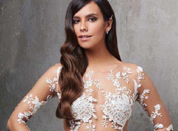 -Голый- свадебный комбинезон: Дизайнеры предложили смелую альтернативу привычным платьям