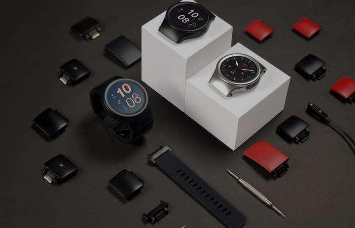 Инновационные модульные часы-конструктор, в которых можно самому установить все желаемые функции