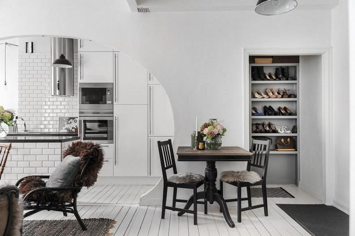 Не квартира, а кладезь интерьерных идей для владельцев малогабариток (всего 50 кв.м.)