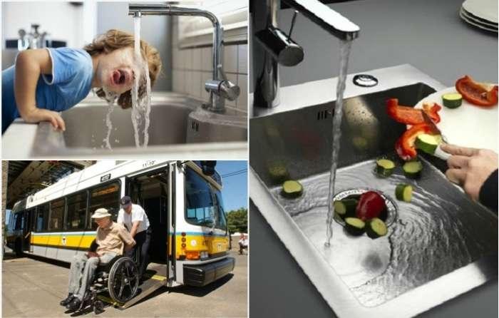 Удобные и практичные вещи, обыденные для американцев и непривычные для нас (13 фото)