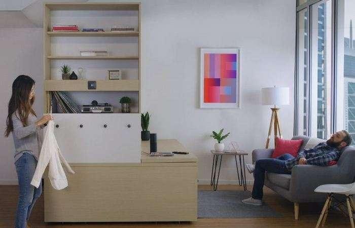Трансформеры в интерьере: 12 суперфункциональных предметов мебели, подходящих даже для небольшой квартиры