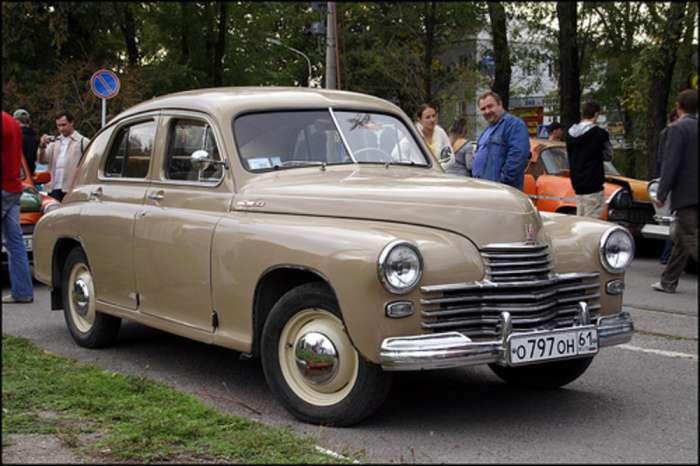 10 советских автомобилей, которые оказались похожи на иномарки как две капли воды