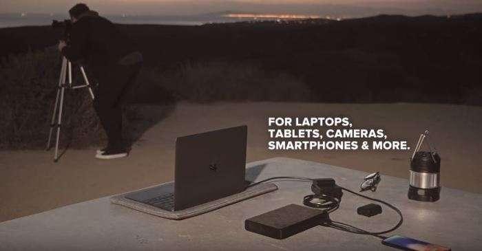 Создан суперемкий банк энергии, который даст дополнительные 15 часов работы ноутбуку