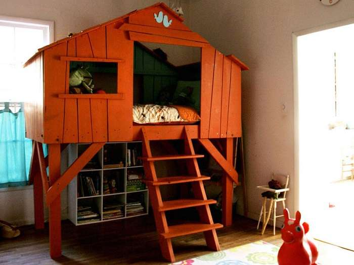 19 идей из детства, которые можно реализовать сейчас, сделав свое жилище домом мечты