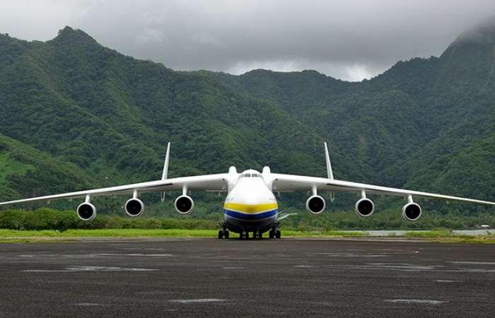 7 самолетов, размеры которых впечатлят даже самых хладнокровных людей