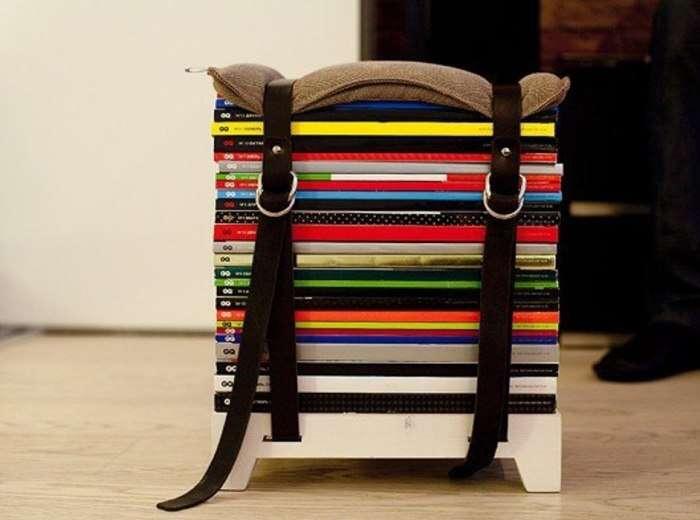 18 простых, но интересных идей, когда хлам превращается в стильный декор для интерьера