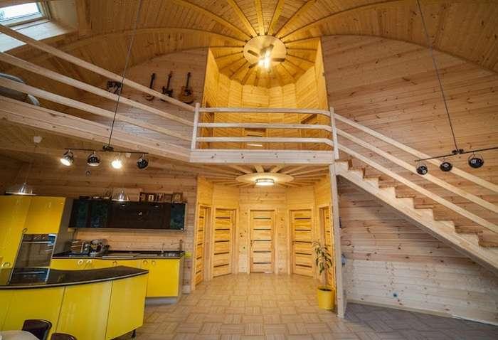 Сферический дом в Подмосковье, который обошелся дешевле, чем -однушка- в столице