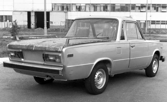 7 редких советских автомобилей, которые так и не пошли в серийное производство