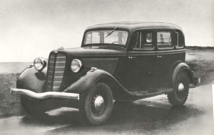 14 довоенных советских машин, которые заложили основу отечественного автопрома