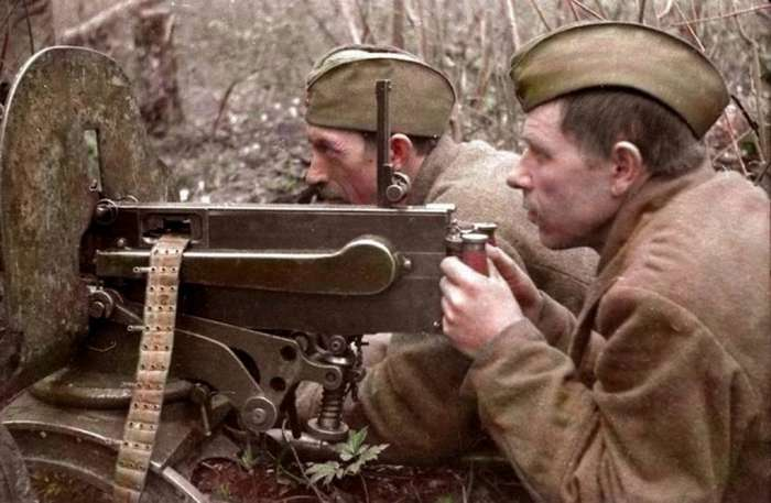 Русский, немец и американец глазами ихспердов