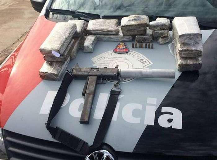 Самодельные пистолеты MAC-11 очень популярны у преступников