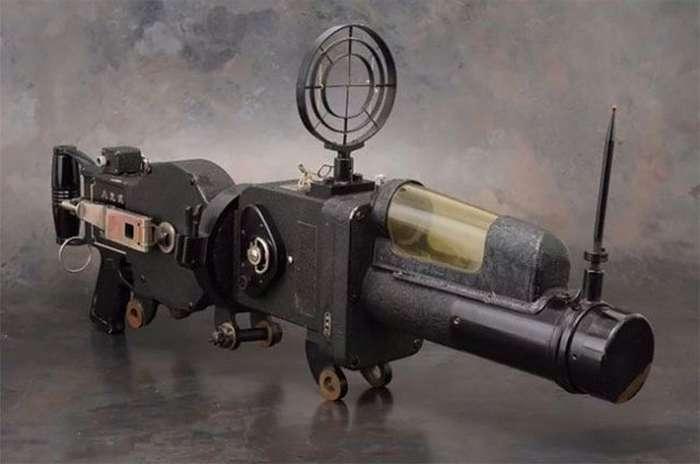 Необычный пулемет выставили на продажу за 4500 долларов