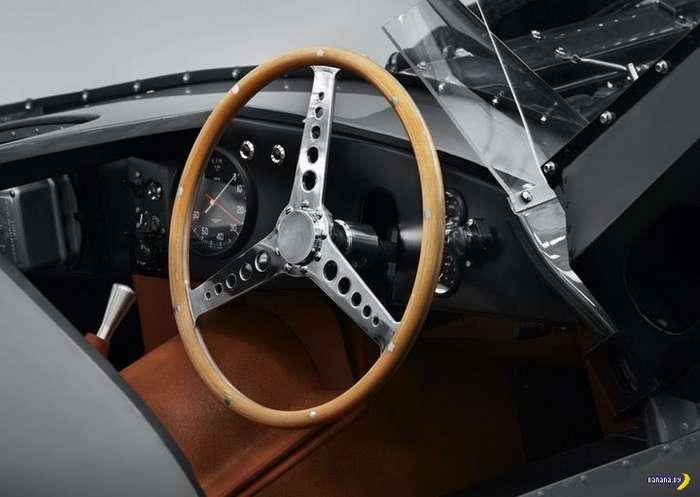 Jaguar доделывает D-Type