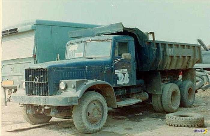 Поддельные БелАЗы из СССР